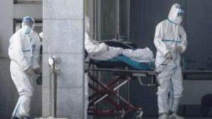 חולים נכנסים לבידוד. צילום | EPA