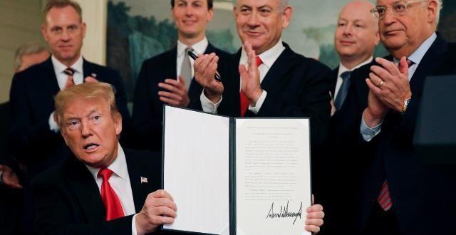 עסקת המאה פרק ב'; התרחיש האופטימלי לישראל