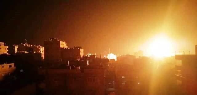חיל האוויר תקף יעדי טרור של ארגון הטרור חמאס בצפון רצועת עזה