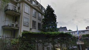 שגרירות ישראל בבלגיה צילום | Street View on Google Maps