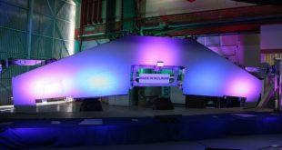 כנף של מטוס T38.  צילום  התעשייה האווירית