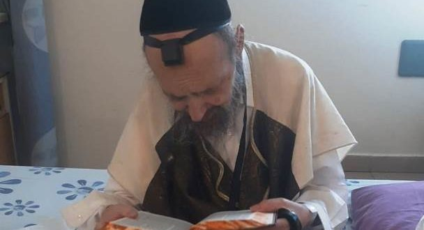 ברוך רופא חולים: הרב דב קוק שליטא ישתחרר בשעות הקרובות מבית החולים