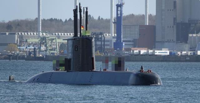 צוללת תקיפה חדישה, רביעית במספר תימסר בקרוב מאוד לחיל הים המצרי