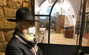 """מירון   הרב עובדיה דהן, יו""""ר המועצה הדתית בעיר אשדוד"""