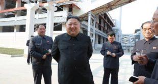 מנהיג צפון קוריאה מופיע בפומביי ומזים את ההשערות סביב היעלמותו