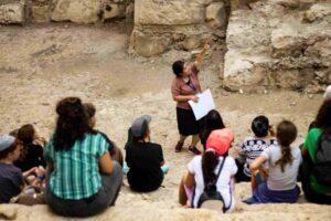 באדיבות מוזיאון מגדל דוד