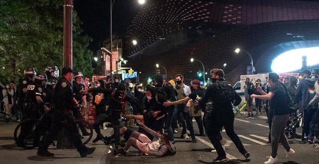 חשש כבד בקרב קהילת שובה ישראל בעקבות המהומות והביזה במנהטן