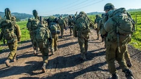 צוות 3 מגייסת חיילים בודדים משוחררים