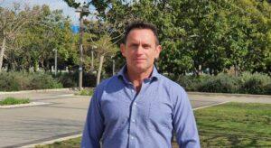 פרופ' גל דובנוב  באדיבות הוועד האולימפי בישראל